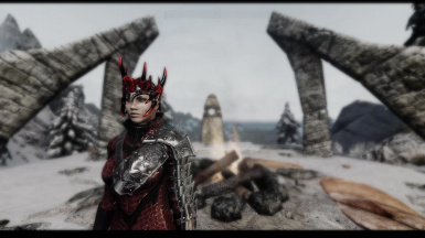 Blood Witch Armor