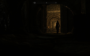 Hall of the dead entrance