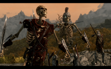 Undead Imperial Soldiers