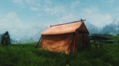 Imperial tent