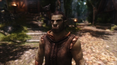 Durak the Orc Makeover Kountervibe 199