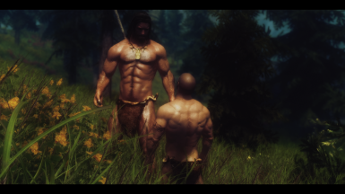 Manly Monday with Hircine and Randoms