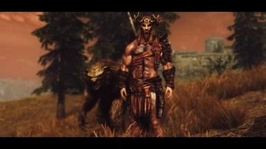 Hircine Manly Monday - Prince of Manbeasts