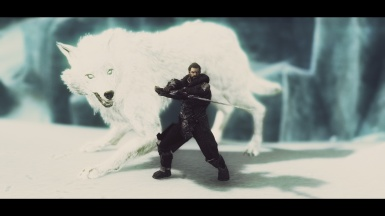 Manly Monday - Wolf and Fenris