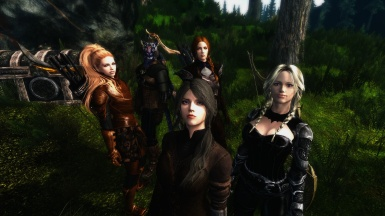The gang in Blackland 2