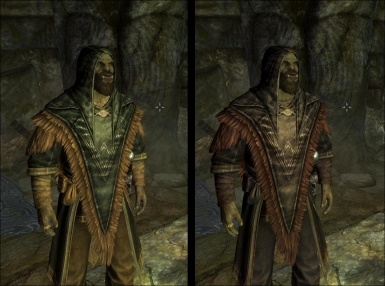Expert and Master Robes Replacer