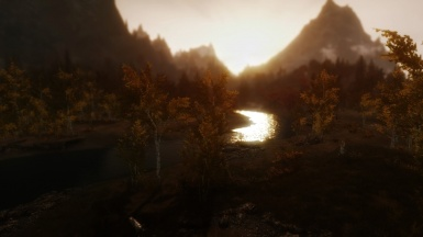 A collection of scenic captures