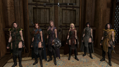 Ladyguards of Skyrim