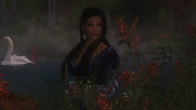 Arwen Evenstar at Night