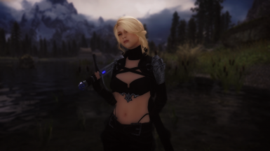 Blonde Girl of Skyrim hey you prt 3
