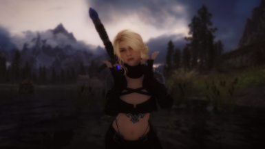 Blonde Girl of Skyrim every thing is OK prt 5
