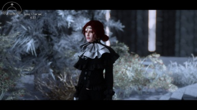 TW3-Triss playable Character by ZZJay