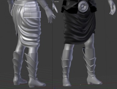 WIP boots