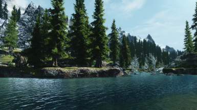 ENB with water mod