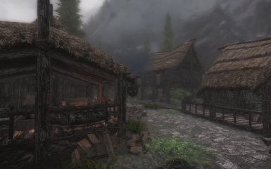 Better Villages Textures - Riverwood - WIP