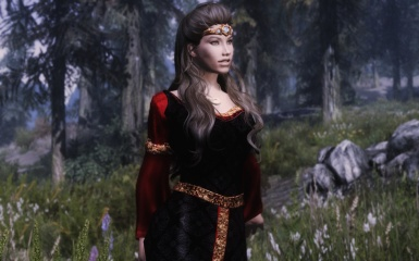 SEVENBASE Elven Dress