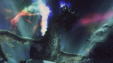 Paarthurnax and nebula