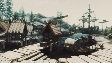 Dawnstar port