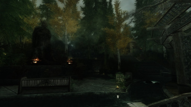 Grim day in Whiterun