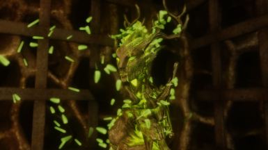 The beauty of a spriggan