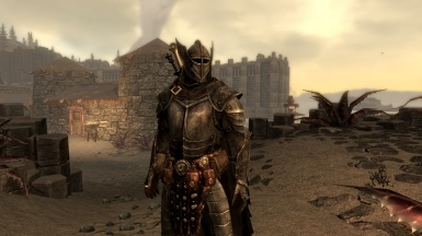 aMidianBorn's Steel Plate Armor with some addons