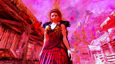 Red Themes Sherryn