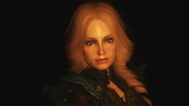 Eowyn hair variants