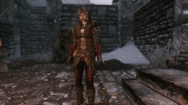 Vagabond Armor - Female and Beast support added