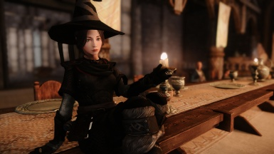 Witch of Painted World of Ariamis