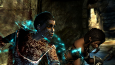Forsworn in the Face
