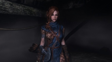 Wrath of the North - Stormcloaks gear remastered - RELEASED