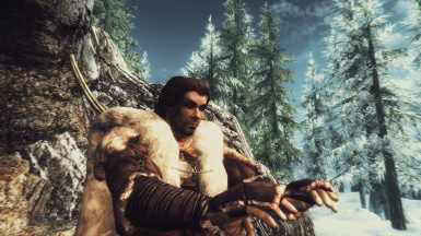 Skyrim is rather cold