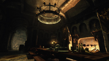 Dawnguard Dining Room