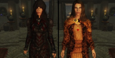 New armor and clothes