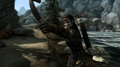 My First Skyrim Character