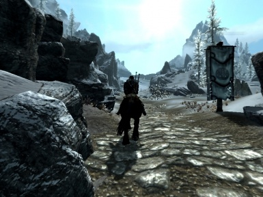 From Windhelm to Winterhold