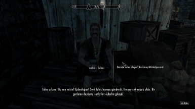 LC Become Jarl of Ivarstead Turkish