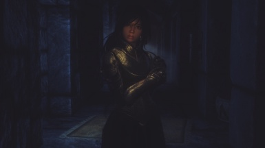 Grim and Somber Vaermina enb