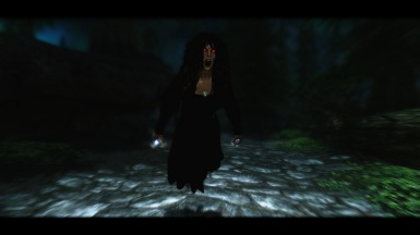 When skyrim meets horror
