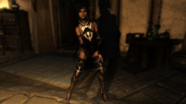 Amelia Emery is looking very nice in the Shanoa Armor