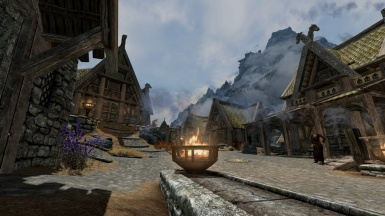 A Critter's View Of Whiterun