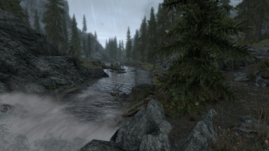 Soothing Rainfall