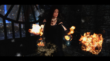 Melisandre the Red Priest from Game of Thrones - Pack