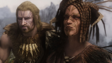 Forsworn the mysterious Enemy