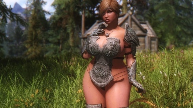 Meet Anne the full-figured Nord