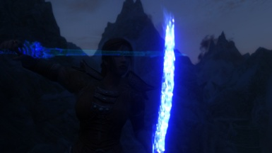 sword of blue
