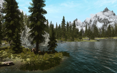 Nordic Enb yweaked view distance