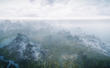 Kinematic enb with mist