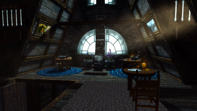 Skyrim Reimagined Candlehearth Hall