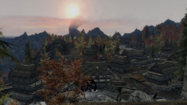 Morning Dawns on Ivarstead